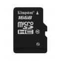 TARJETA DE MEMORIA KINGSTON TECHNOLOGY 16GB MICROSDHC