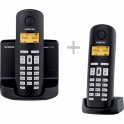 TELÉFONO SIEMENS GIGASET A-120 DUO