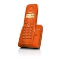 TELÉFONO SIEMENS GIGASET A-120 NARANJA