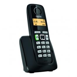 TELÉFONO SIEMENS GIGASET A-220 NEGRO